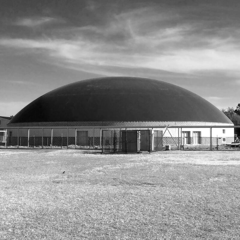 Construction Concrete Dome Home: DOMTEC International
